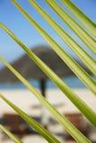 隐藏的海滩 库存图片