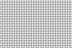 隔行扫描的纹理在白色背景的 向量例证
