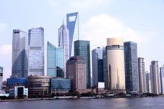 障壁上海 免版税图库摄影
