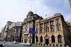 障壁上海 免版税库存图片