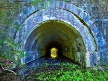 1914隧道在纽约上州 图库摄影