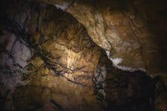隧道的天花板 免版税库存图片
