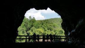 隧道视图 库存照片