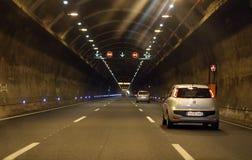 隧道023 库存照片