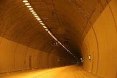 隧道 图库摄影