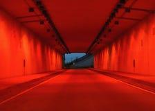 隧道53 库存照片