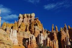 难以置信的Bryce峡谷,犹他 库存图片