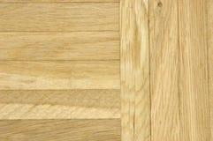 难倒橡木木条地板 免版税库存照片