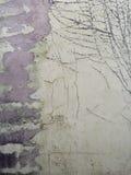 难看的东西墙壁纹理 免版税库存图片