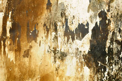 难看的东西抽象墙壁纹理和背景 免版税库存照片