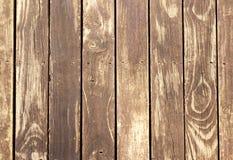 难看的东西木头镶板背景 免版税库存照片