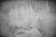 难看的东西灰色Walll纹理 免版税库存照片