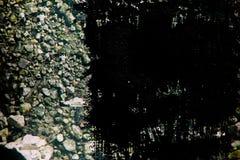 难看的东西研了象在火星土地纹理,沙子表面,石背景 免版税库存图片