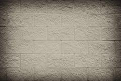 难看的东西空白砖墙 库存照片