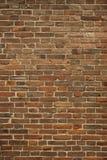 难看的东西纹理,老红砖墙壁背景 免版税库存照片