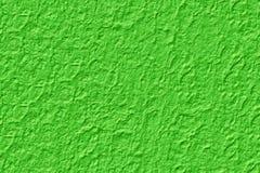 难看的东西绿色背景无缝的被弄皱的纸纹理设计 库存照片
