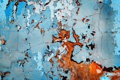 难看的东西老墙壁抽象背景  免版税图库摄影