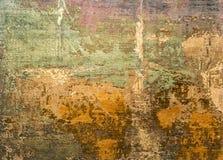难看的东西老墙壁纹理背景 免版税库存照片