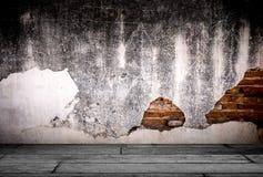 难看的东西背景,红砖墙壁纹理明亮的涂灰泥的墙壁 库存图片
