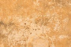 难看的东西葡萄酒褐色膏药墙壁背景纹理 免版税库存图片