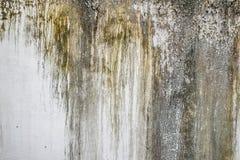 难看的东西被绘的混凝土墙纹理 免版税图库摄影