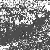 难看的东西黑白困厄纹理 免版税库存照片