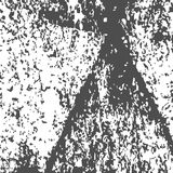 难看的东西黑白困厄纹理 免版税库存图片