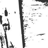 难看的东西黑白困厄纹理 图库摄影