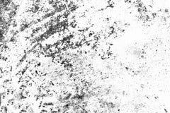 难看的东西黑白都市纹理模板 在任何ob的地方 免版税库存图片