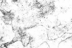难看的东西黑白都市纹理 在任何对象crea的地方 免版税图库摄影