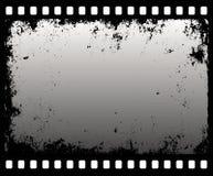 难看的东西filmstrip 免版税库存照片
