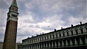 难以置信的风景在威尼斯 库存照片