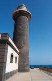 黄雀色费埃特文图拉岛海岛西班牙 图库摄影