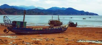 黄雀色gomera海岛海岛横向被看见的tenerife 免版税库存图片