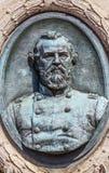 雀鳝南北战争纪念华盛顿特区 免版税库存图片