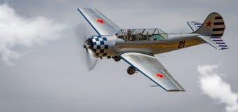 雅克夫列夫雅克-52 免版税库存图片