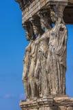 雅典上城 库存照片