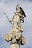 雅典娜女神 免版税库存图片