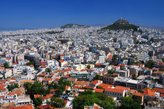 雅典希腊 图库摄影