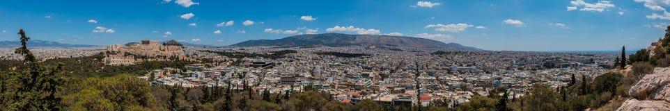 雅典我 库存图片