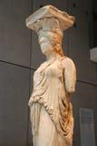 雅典,希腊博物馆  免版税库存图片