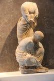 雅典,希腊博物馆  免版税图库摄影