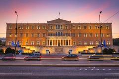 雅典,希腊 免版税库存图片