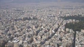 雅典,希腊 股票视频