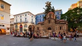 雅典,希腊 库存照片