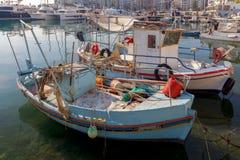 雅典 口岸比雷埃夫斯 免版税库存图片