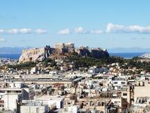 雅典 免版税库存图片