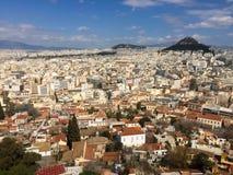 雅典 免版税图库摄影