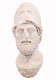 雅典Pericles  免版税库存图片