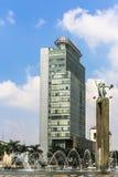 雅加达办公室塔 免版税图库摄影